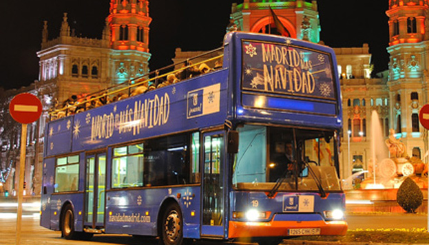 Ride the Navibus this Christmas