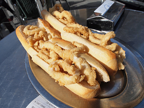 Top 10 Bars for the Best Bocatas de Calamares in Madrid