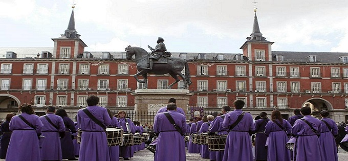 Descubre Madrid en Semana Santa